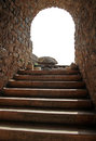 The Stone Stair Royalty Free Stock Image - 33339346