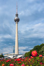 TV Tower In Berlin Stock Photography - 33357522