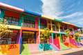 Colorful Building Royalty Free Stock Photography - 33361887