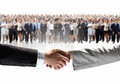 Business Handshake Royalty Free Stock Images - 33386729