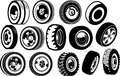 Wheels Royalty Free Stock Images - 33394619