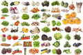 Group Of Vegetables Royalty Free Stock Image - 33400216
