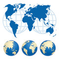 Map Of The World Stock Photography - 33420232