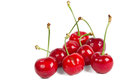 Red Ripe Cherries Stock Images - 33430364