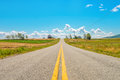 Countryside Road Royalty Free Stock Photos - 33478818