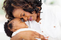Loving Mother Baby Stock Images - 33492994