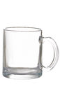 Empty Glass Cup Stock Image - 33499311