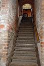 Castle Stairs Royalty Free Stock Photos - 3351638