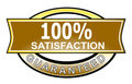 100 Satisfaction Guaranteed Stock Image - 3352371