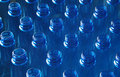Water Bottles In Factory Royalty Free Stock Photos - 3358488