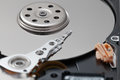 Close Up Of Hard Disk Royalty Free Stock Photography - 33512907
