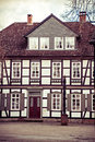 Half-timbered House Royalty Free Stock Images - 33563439