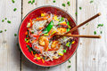 Chinese Mix Vegetables With Shrimp Stock Photography - 33568762