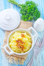 Mashed Potato Stock Photo - 33569630