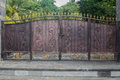 Old Iron Gate Royalty Free Stock Images - 33590629