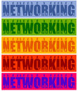 Networking People Royalty Free Stock Photography - 33596147