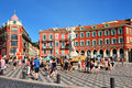 Place Massena In Nice, France Stock Image - 33598761