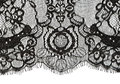 Black Lace Edge Royalty Free Stock Photography - 33607077