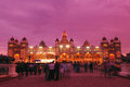 Mysore Palace Royalty Free Stock Image - 33614176