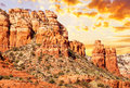 Chimney Rock In Red Rock Stock Photo - 33625200