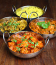 Indian Curry Dishes Stock Photos - 33630483
