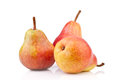 Pears On White Background Royalty Free Stock Photo - 33659055
