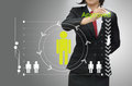 Business Woman (hr) Selected Person Talent Royalty Free Stock Image - 33716566