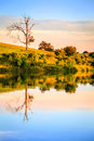 Evening On The Lake Stock Image - 33735791