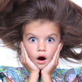 Little Girl Royalty Free Stock Photography - 33749597