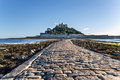 St Michael S Mount In Cornwall Stock Photos - 33792913