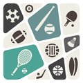 Sports Theme Abstract Backgroundsports Theme Abstract Background Stock Image - 33799751