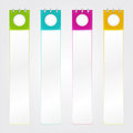 Set Of Bookmarks, Stickers, Tags Stock Photos - 33803033