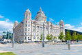 Port Of Liverpool Building Royalty Free Stock Photos - 33823108