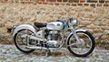 Old Motorbike Stock Images - 33823394