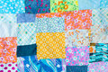 The Texture Of The Pieces Of Fabric Stock Photos - 33824303