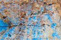 Detail Of Concrete Wall Covered With Graffiti Stock Images - 33886464