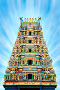 Indian Temple Royalty Free Stock Photos - 3396438