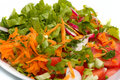 Vegetable Salad Royalty Free Stock Photo - 3398875