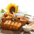 Homemade Pastry Puff Pastry Stock Photos - 33900063