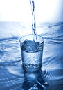 Glass Of Water Stock Photo - 33904370