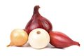 Fresh Different Kind Onions Royalty Free Stock Photos - 33914858