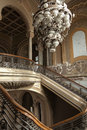 Interior At Old History Casino Building Royalty Free Stock Photography - 33934817