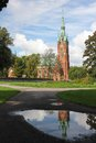 Matteus Church. Norrkoping. Sweden Stock Image - 33937641