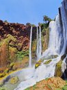 Ouzoud Waterfalls In Morocco Royalty Free Stock Photo - 33938565