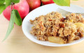 Apple Crisp Stock Photo - 33954030