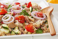 Tuna Salad Royalty Free Stock Photography - 33978547
