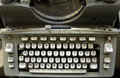 Old Typewriter Stock Photos - 3402493