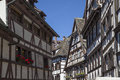 Old House In Alsace Royalty Free Stock Image - 34002526