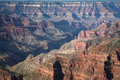 Grand Canyon Overlook Royalty Free Stock Image - 34018486