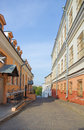 Old Town In Minsk, Belarus Stock Photo - 34022900